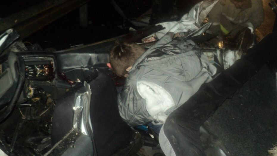 В Терновском районе в ДТП погибли два человека