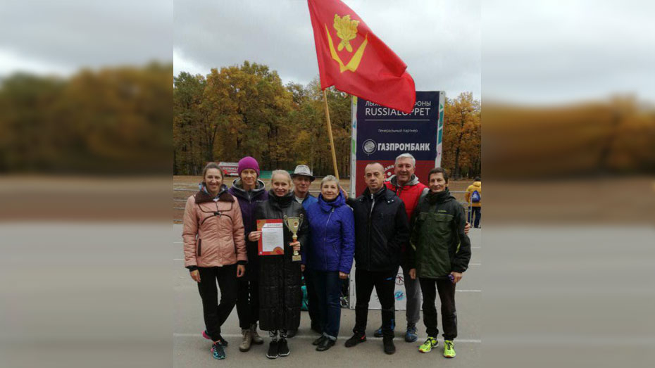 Борисоглебск победил в конкурсе на лучшую организацию спортивной работы