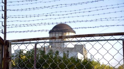 «Изнанку» воронежской атомной станции после обрушения купола показали на фото
