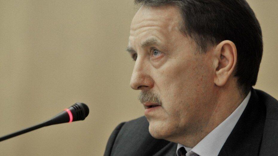 Глава Воронежской области удержался в «отличниках» рейтинга эффективности губернаторов