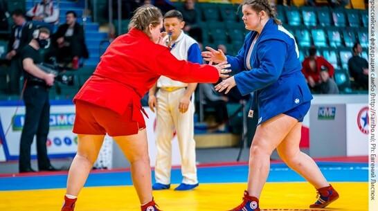 Таловская спортсменка выиграла первенство России по самбо