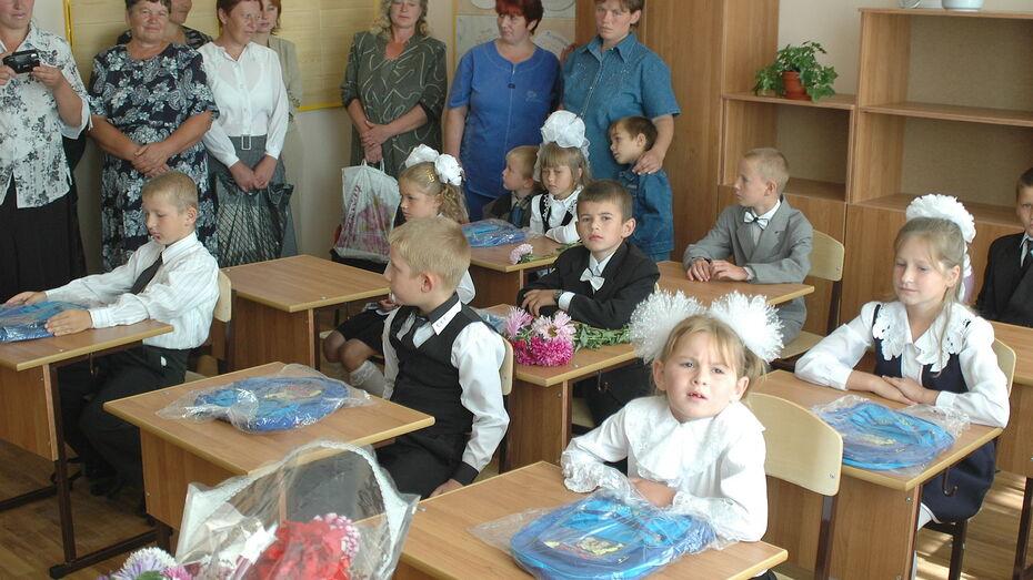 Сборы первоклассника в школу обойдутся воронежцам в 20 тыс рублей