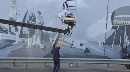 В Воронеже пройдет фестиваль граффити