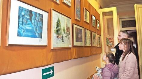 Бутурлиновцев пригласили на выставку работ учащихся детской школы искусств