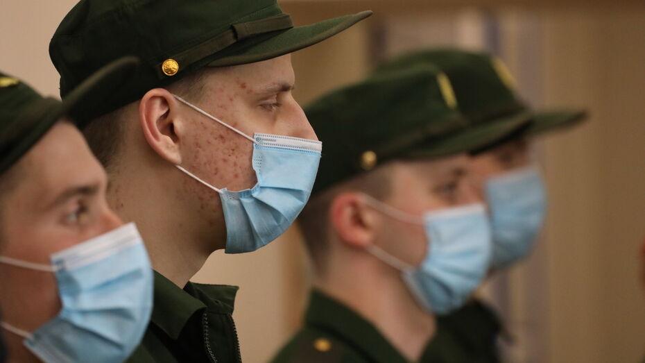 Весенний призыв заберет в армию 3 тыс жителей Воронежской области