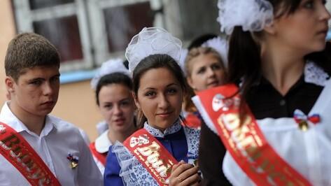 На последний звонок за каждой школой Воронежа закрепят спасателей и полицейских