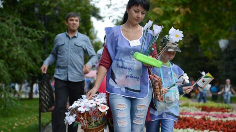 «Белый цветок» поможет воронежским детям на 8 млн рублей