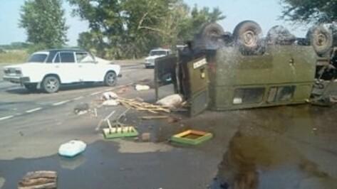 В Воронежской области в ДТП были ранены 16 человек за сутки