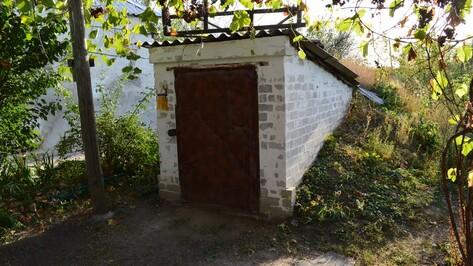 В подвале у жительницы рамонского села начала коптить «невидимая свеча»