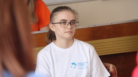 Борисоглебский педагог станет волонтером Парада Победы 9 Мая