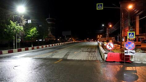 Движение по виадуку у «Работницы» в Воронеже вновь закроют в ночь на 1 июня