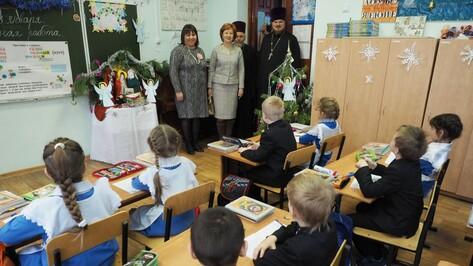 Татьяна Гордеева призвала Воронежскую православную гимназию сотрудничать с вузами