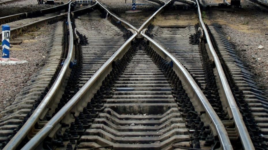 В Воронежской области у железной дороги нашли труп с отрезанной ногой
