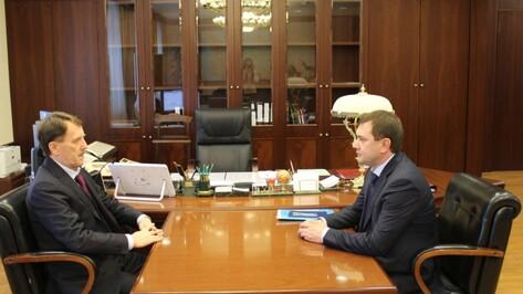 Депутаты Воронежской облдумы запланировали корректировку масштабных инвестпроектов