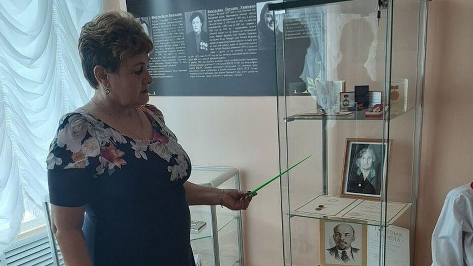 В Каширском историко-краеведческом музее открыли зал истории развития района