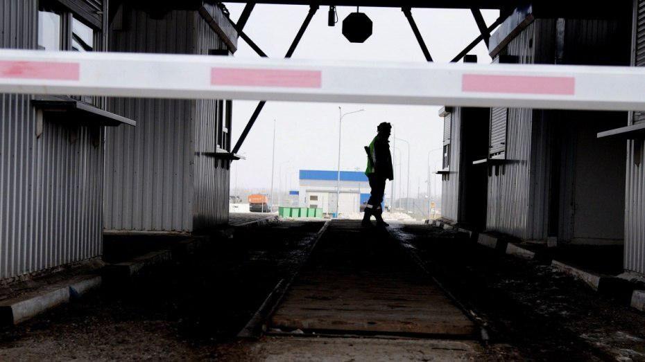 Воронежская таможня отметила всплеск невыезда иностранных машин