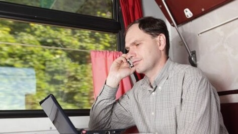 Бесплатный Wi-Fi появился в поезде «Москва-Воронеж»