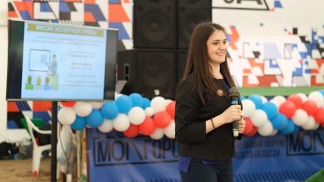 Воронежской молодежи рассказали о способах получения федеральных грантов