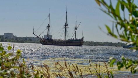 У воронежского корабля-музея появился сайт