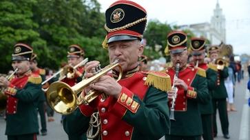 Воронежское «Лето в Кольцовском сквере» откроет оркестр