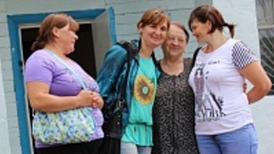 В Таловском районе трудоустроили девять временных переселенцев с Украины