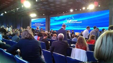Как это работает. Пресс-конференция президента России глазами журналиста РИА «Воронеж»