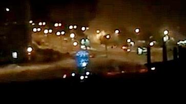 В Северном микрорайоне Воронежа ночью сгорела иномарка