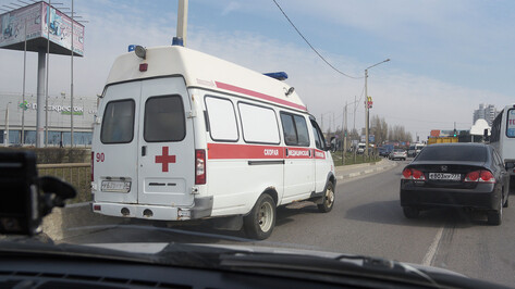 Парень на легковушке насмерть сбил пенсионера в Воронеже