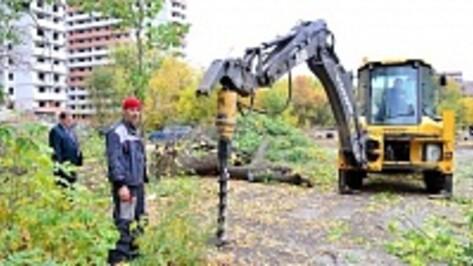 Подрядчик приступил к строительству бассейна Воронежского госуниверситета