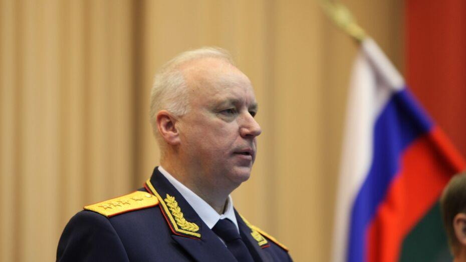 Глава СК РФ взял на контроль расследование дела об утонувшем в воронежском лагере мальчике