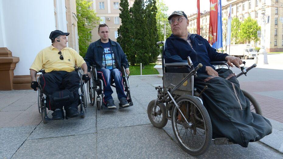 Обзор РИА «Воронеж». Пять барьеров на пути инвалидов к полноценной жизни