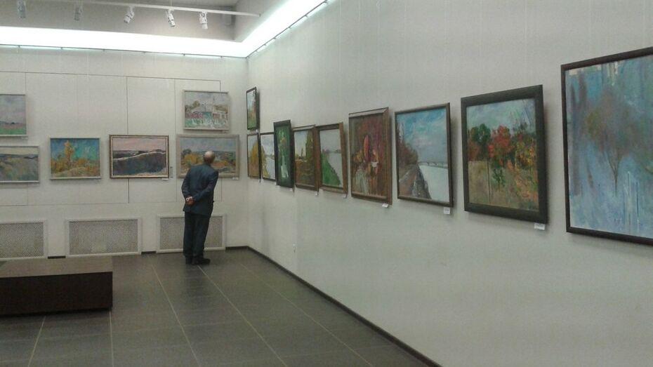 В Воронеже открылась выставка по итогам пленэра в Острогожске