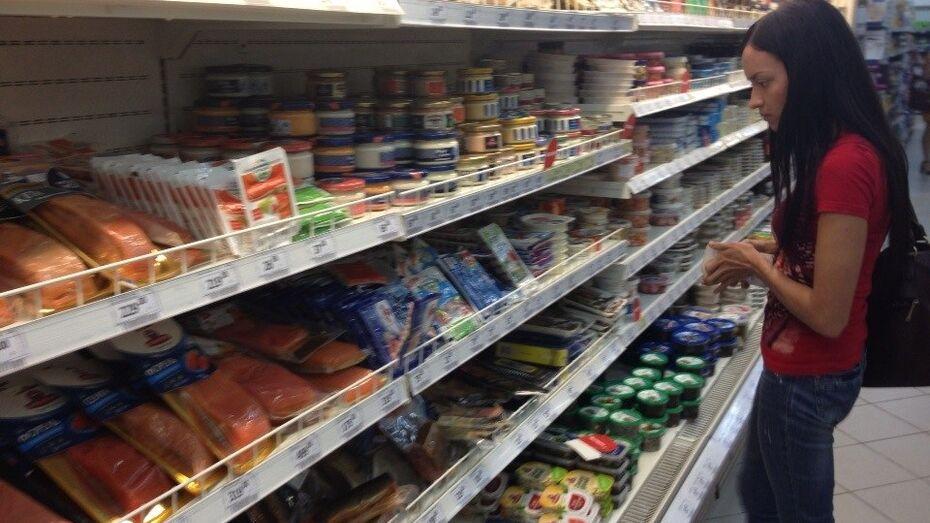 Воронежские магазины предложили покупателям почти 22 т опасных продуктов за год
