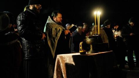 В крещенскую ночь в Воронеже перекроют улицу Освобождения Труда