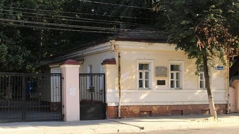 В Воронеже после двухлетней реставрации откроется дом-музей Никитина