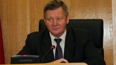 Зампредседателя воронежского облизбиркома ушел на пенсию