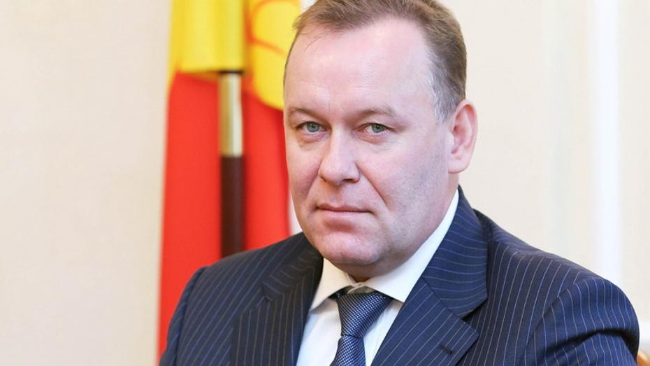 Юрия Бавыкина утвердили на пост главы управы Коминтерновского района Воронежа