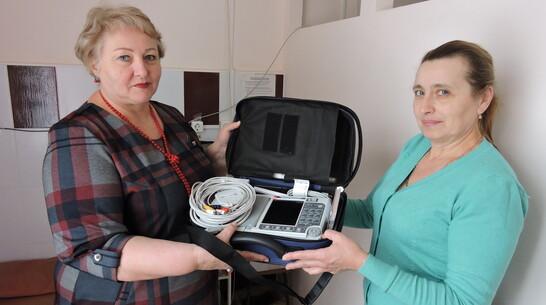 В ФАПе кантемировского села Осиковка появился электрокардиограф