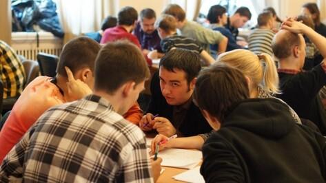 Воронежец сыграет за российскую сборную на международном кубке по «Что? Где? Когда?»