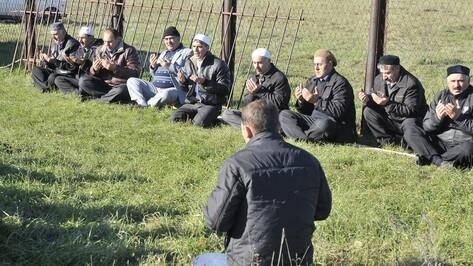 Мусульмане Воронежской области начали отмечать Курбан-байрам