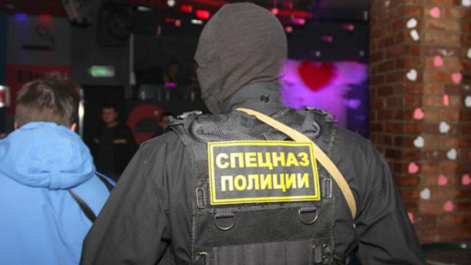 Сотрудники ФСКН нашли в воронежских клубах 10 человек «под наркотиками»