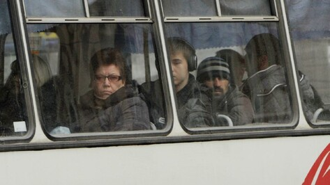 Власти Воронежа составят «черный список» автобусов