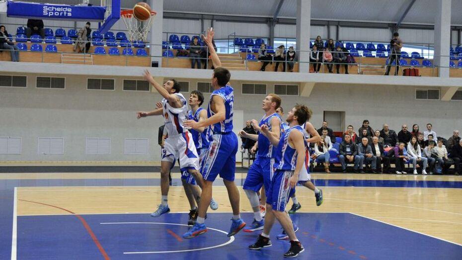 Воронежские баскетболисты победили лидера Высшей лиги