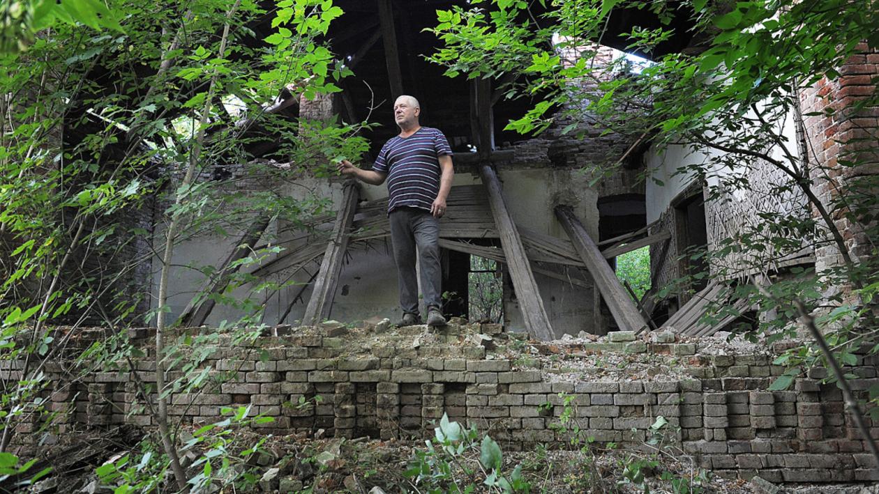 Заброшенные хутора: как пустеют воронежские деревни. Блощицын