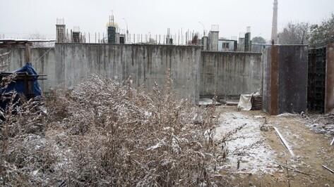 В Воронеже возбудили уголовное дело о махинациях с землей под стройкой на улице Марата