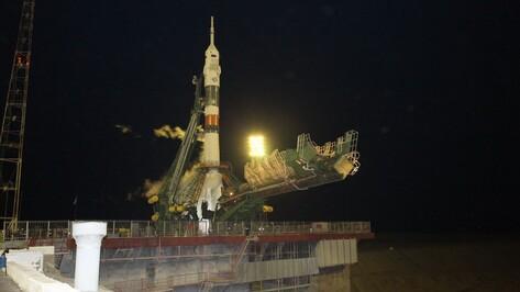 Ракета-носитель «Союз-ФГ» с воронежским двигателем вывела космонавтов на орбиту