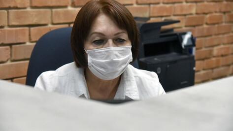 От коронавируса избавился еще 221 житель Воронежской области