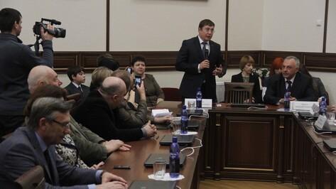 Ректор ВГУ подписал договор о сотрудничестве со школами Аннинского района