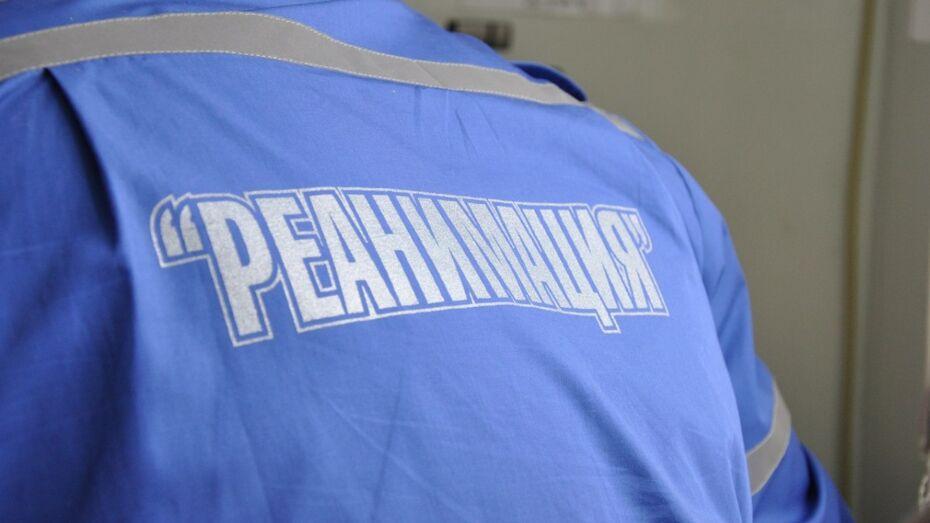 После столкновения Renault и «КАМАЗа» погиб житель Воронежской области
