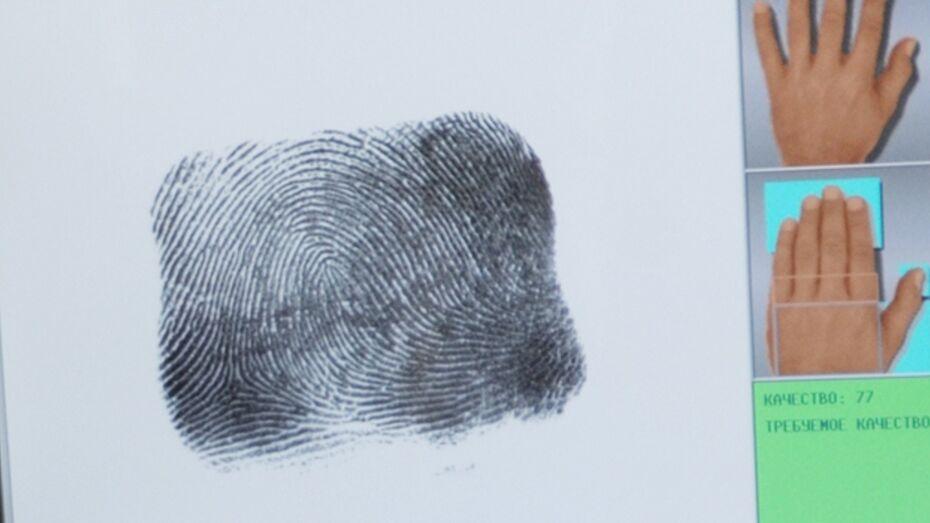 Воронежские правоохранители через 14 лет нашли убийцу женщины по отпечатку пальца